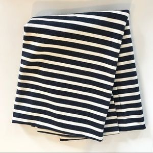 Stripes Jersey Scarf